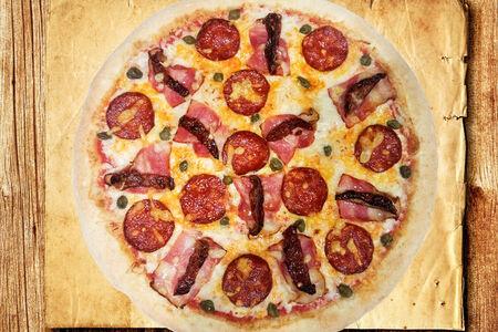 Пицца Каппери