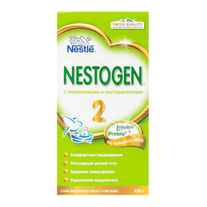 Nestogen 2 с 6 месяцев