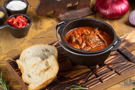 Суп Буковски с овощами