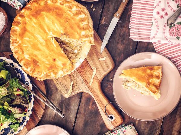 Осетинские пироги Виктория
