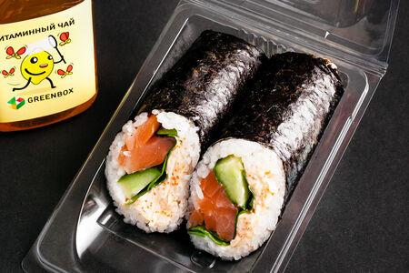 Филаритто с лососем