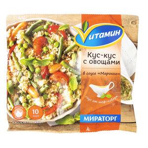 Смесь «Мираторг» кускус с овощами
