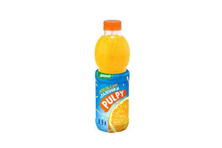 Pulpy апельсин