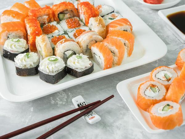 Суши - маркет