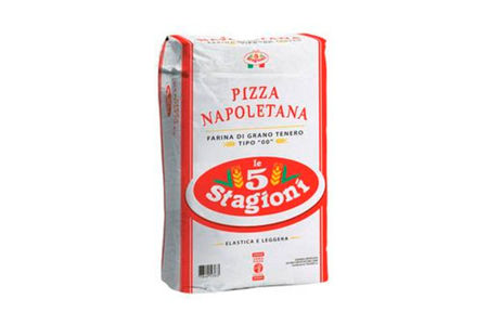 Мука для пиццы 5 Stagioni Pizza Napoletana