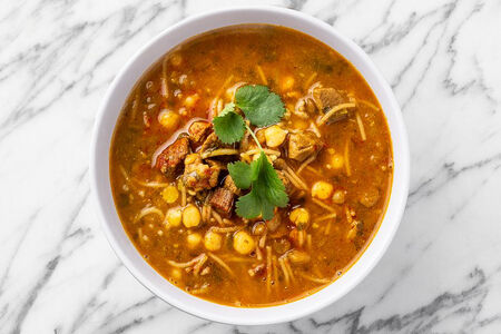 Суп мясной Харира
