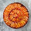 Фото к позиции меню Французский яблочный тарт