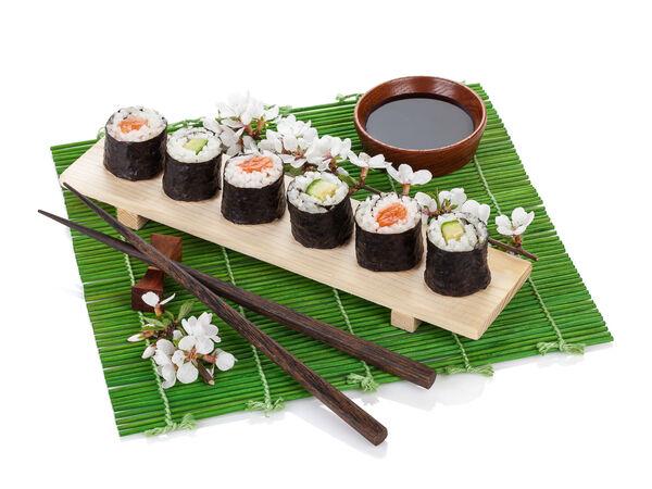 Bento суши