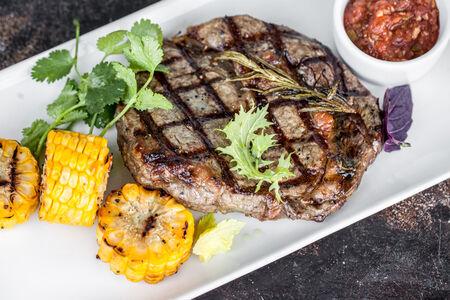 Рибай стейк из говядины