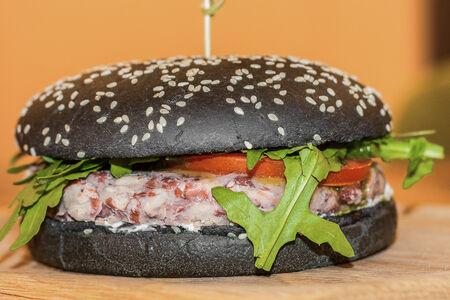 Вегетарианский бургер Дрейк Реморе