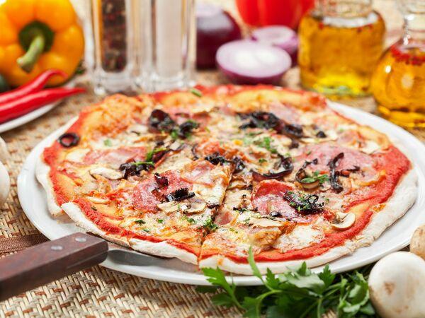Меццо Пицца