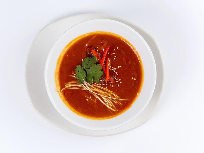 Суп Шандуньский острый