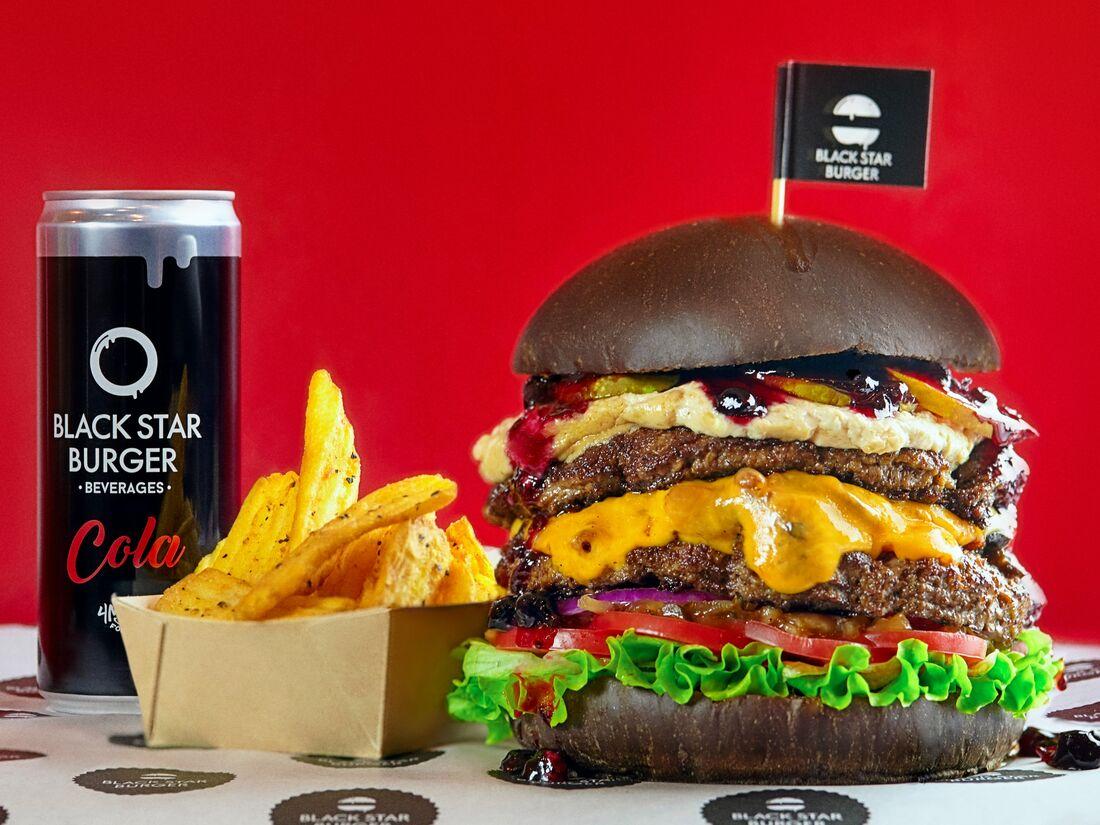 Black Star Burger