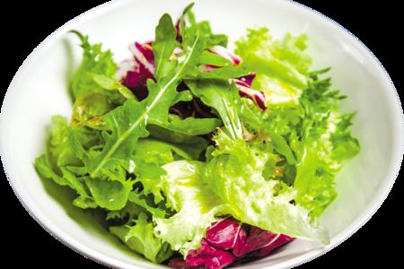 Свежий микс из 7 видов салата