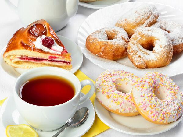 Кафе-пекарня susser