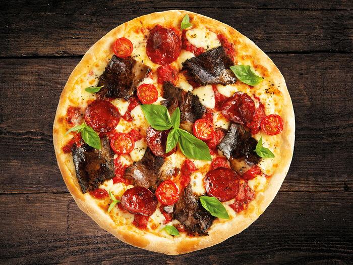 Пицца Неаполитанская мясная