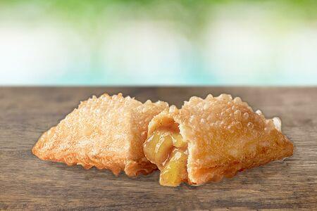 Пирожки с яблоками 2 шт