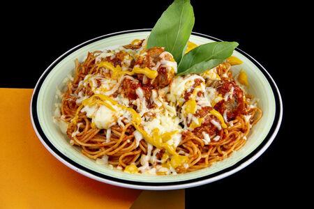 Спагетти Биг Макаронный монстр