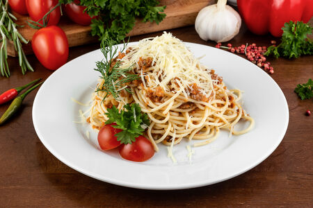 Спагетти Болонез
