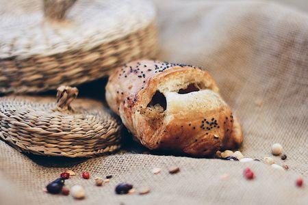 Бурекас с грибами