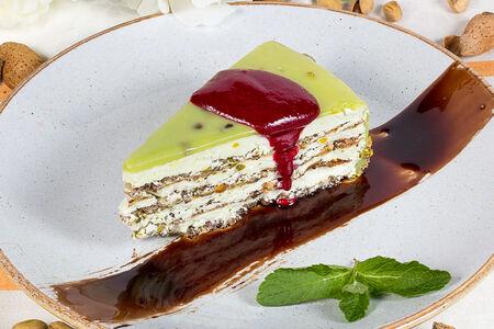 Фисташковый кейк