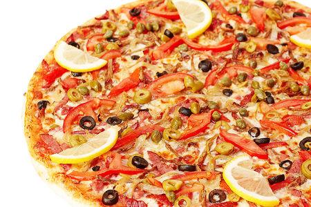 Пицца Мясная солянка