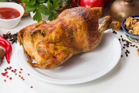 Гриль курица