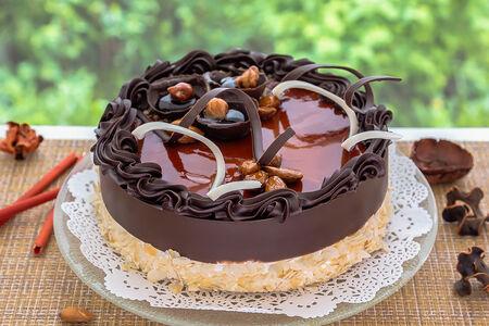 Торт Божанси Лайм