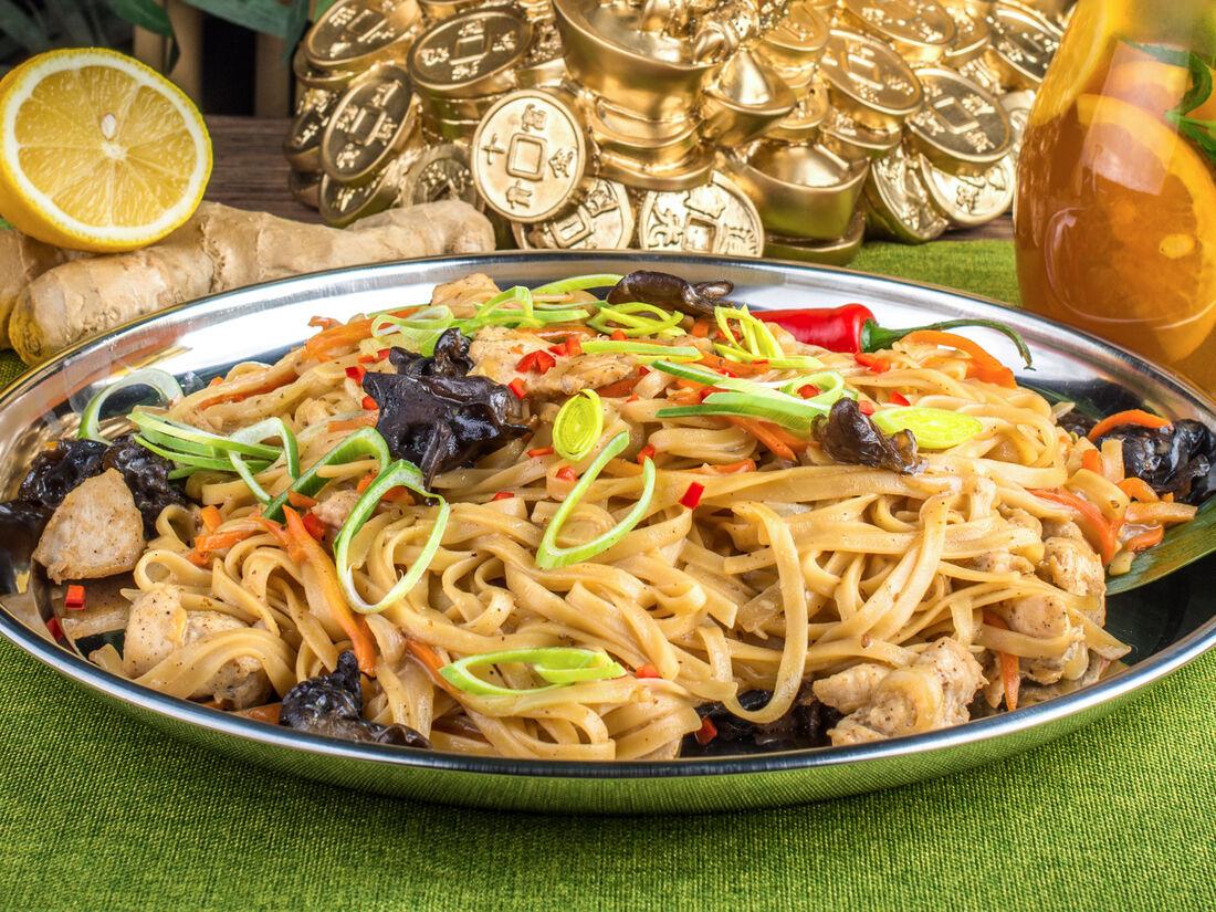 Лапша и Уши Tom Yam Restaurant