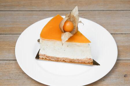 Сырный торт Иль Массимо
