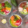 Фото к позиции меню Салат Будда боул овощной