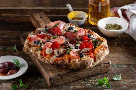 Пиццетта Капричоза
