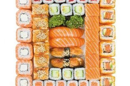 Суши сет Максимум лосося
