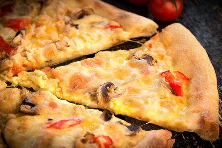 Пицца Курочка Карри