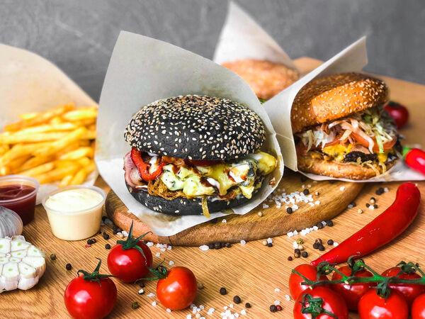 Бургерная лавка  Burger One