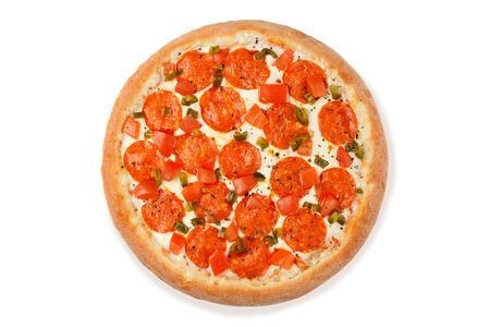 Пицца Эль-диабло