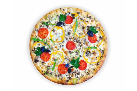 Пицца Говядина с грибами