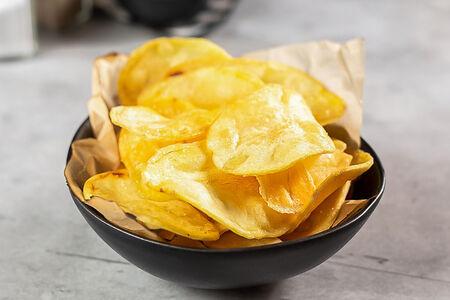 Чипсы картофельные фри
