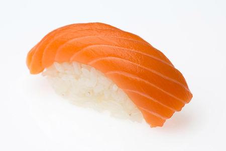 Суши Вайт с лососем