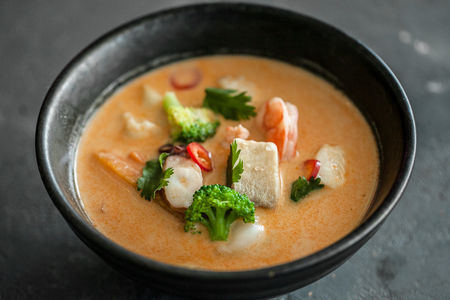 Суп острый Том-Ям