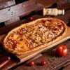 Фото к позиции меню Пицца Четыре курицы полуметровая
