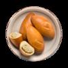Фото к позиции меню Пирожки домашние с рисом и яйцом от шеф-пекаря Ав