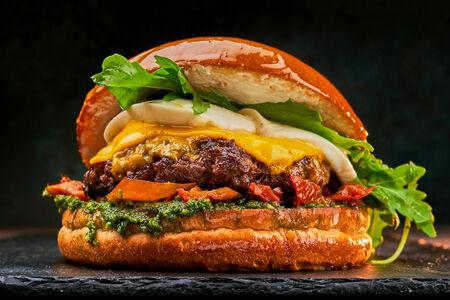 Бургер Итальяно