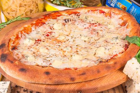 Пицца Чиз на пышном тесте