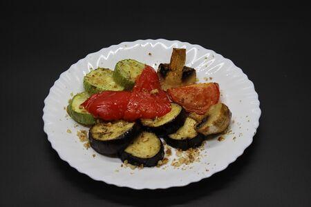Овощи по-кавказски