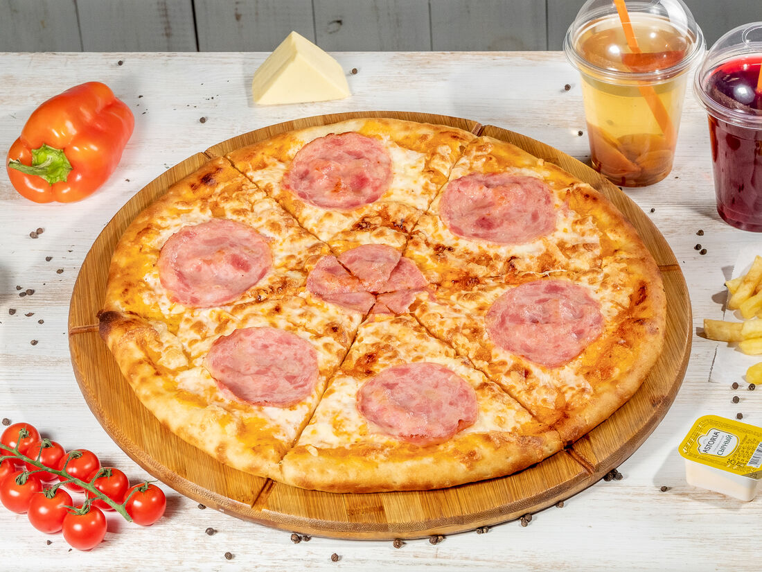 Oregano pizza