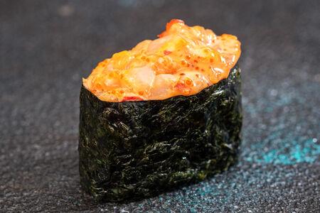 Спайс суши Гребешок