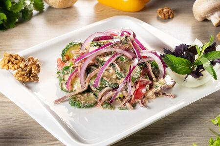 Грузинский овощной салат