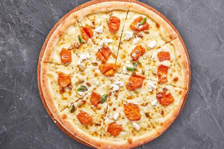Пицца с карамелизированной тыквой