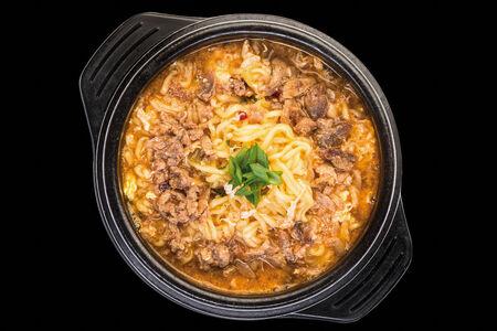 Суп Шин-рамен со свининой
